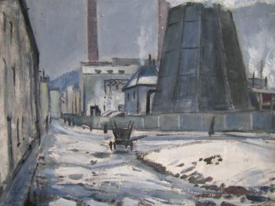 Karel Šafář obraz