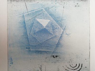 P. Sukdolák Modrý krystal lept