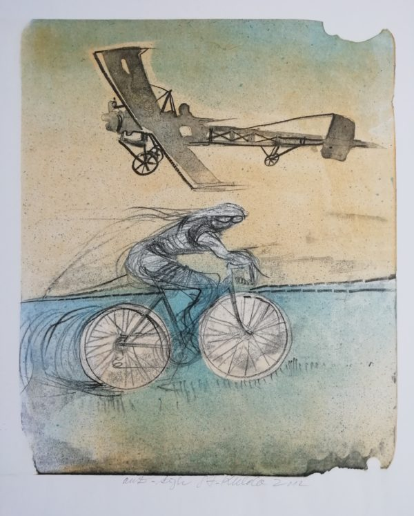 St. Kulda Marný závod litografie