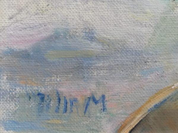 J. Winterová Mezerová obraz Kytice ve váze